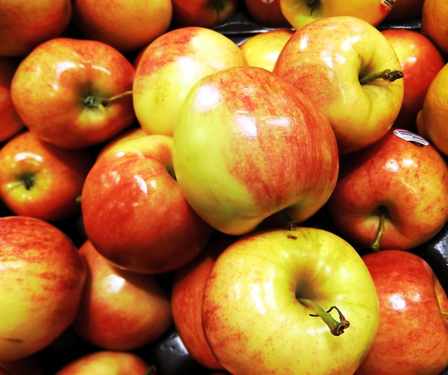 Apples with a T190
