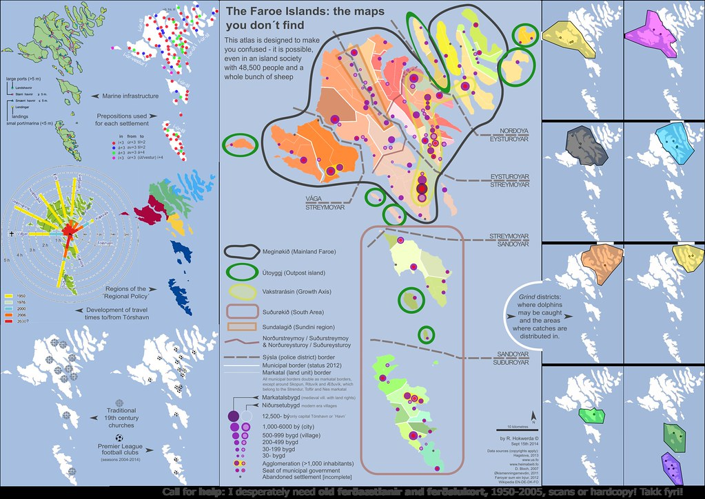 Atlas Of The Faroe Islands This Compilation Almost An Atl Flickr