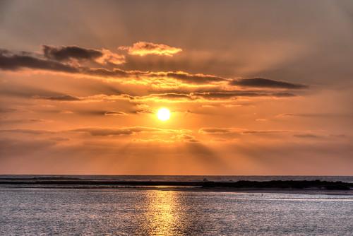 sunset sun landscape nikon day cloudy australia fx hdr kalbarri d600 2013 murchisonriver nikond600 nikonfx