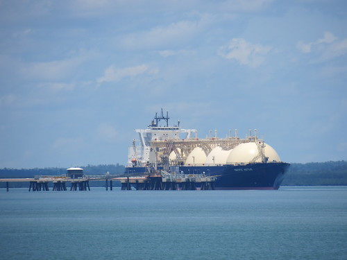 LNG Carrier Pacific Notus | by kenhodge13