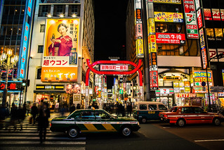 Tokyo Nights | by pictcorrect