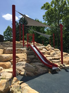 Mt Merrill gets new canvas shade 2015