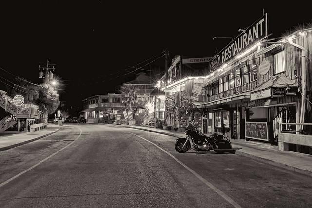 City of Cedar Key, Levy County, Florida, USA