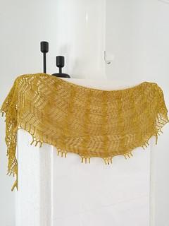 Baskin shawl