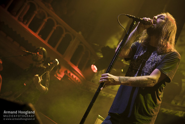 The Black Crowes @ Paradiso