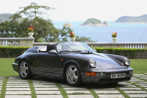 Porsche, 964 Speedster, Repulse Bay, Hong Kong | by Daryl Chapman Photography