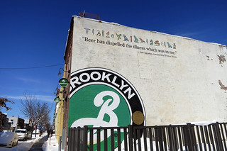 Brooklyn Brewery | by Daquella manera