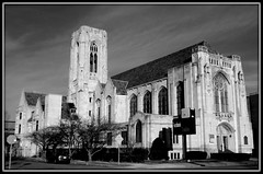 Little Rock Missionary Baptist Church (Formerly Central Woodward Christian Church)--Detroit MI