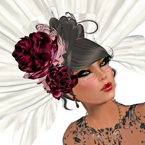 Semi-Final Entry for Romance Couture Model Contest