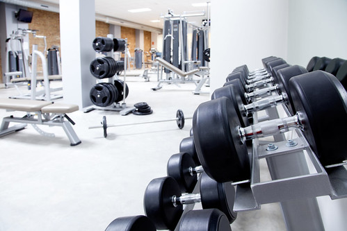 Fitness club weight training equipment gym | by searchgym