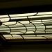 Art Deco Stained Glass bathroom skylight scotland by RDW Glass