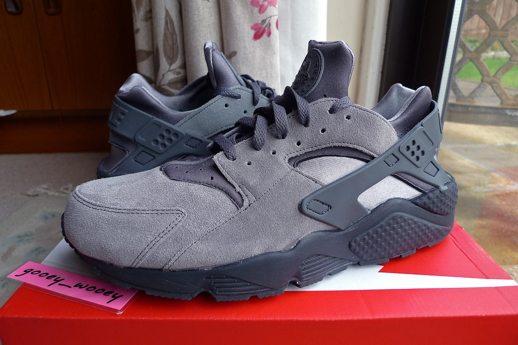 Nike Air Huarache Cool Grey Dark Grey Anthracite (31