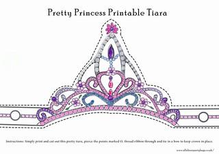 image about Printable Tiara identify Printable princess tiara Order the entire-sized printable at w