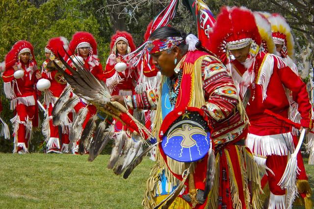 danza apache