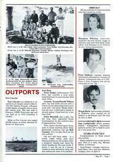 DMH Harbor Talk : 1987 / 05 07