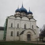 Transsibérien - Souzdal - Kremlin