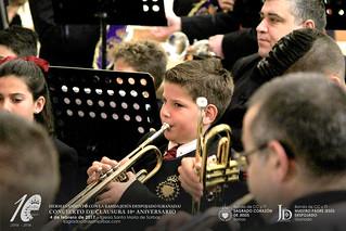 Concierto Clausura 10º Aniversario Sagrado Corazón de Jesús de Sorbas   by Banda Sagrado Corazón de Jesús - Sorbas