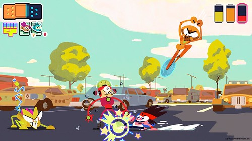 OK K.O.! Let's Be Heroes   by PlayStation.Blog