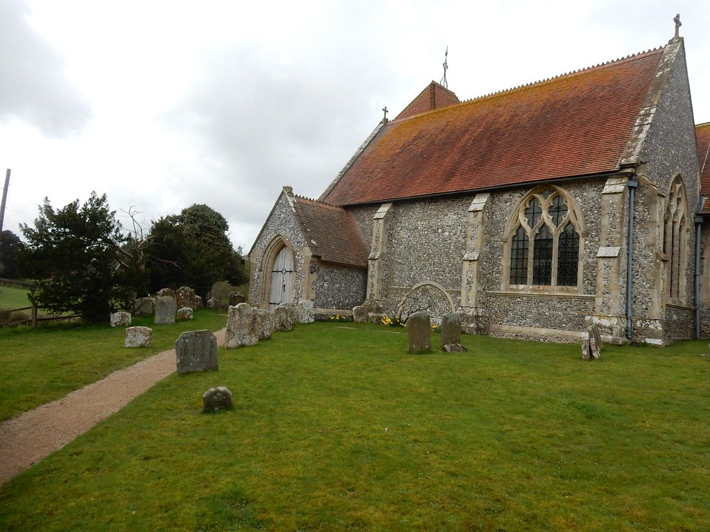 St Mary's Aldworth Goring Circular