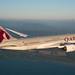 Qatar Airways' Boeing 787-800 Dreamliner