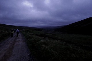 Cloudy dawn in Glen Bruar   by Nick Bramhall