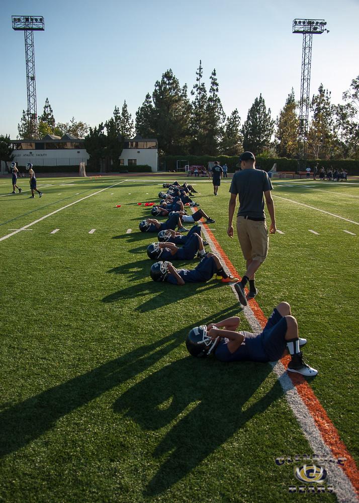 DSC_3512 | Glendale Bears Jr Pee Wee @ Glendora Tartans ... |Glendale Bears 2013