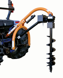 Post Hole Digger TPD35 | by WoodsEquipmentCompany