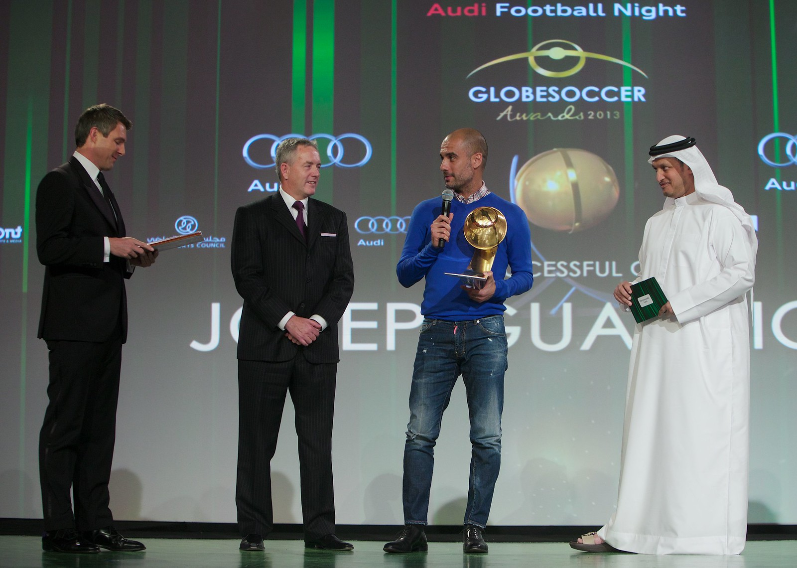 Globe Soccer Awards 284