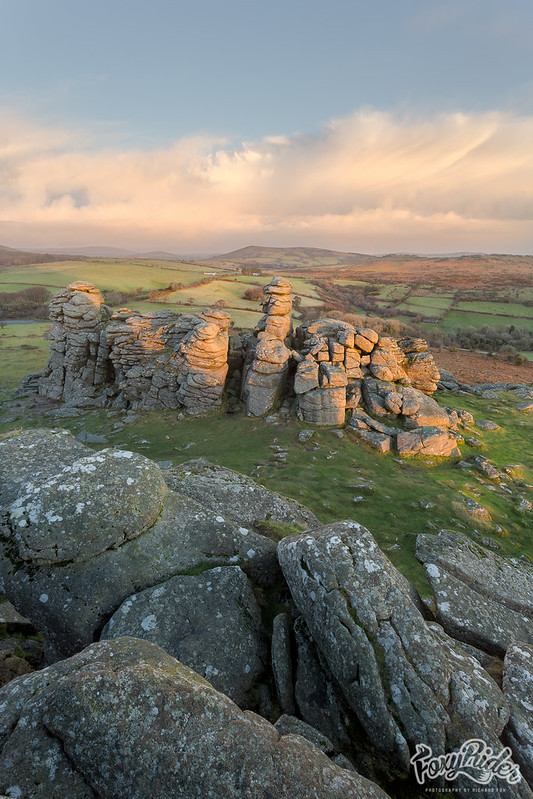 Hound Tor First Light