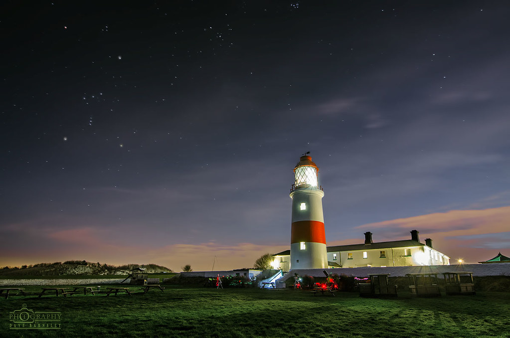Astronomy Night At Souter Lighthouse Great Night At Souter
