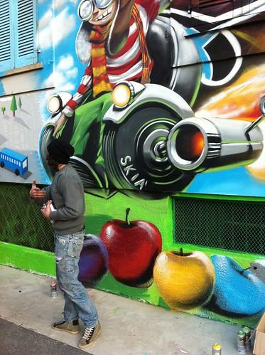 Street Art - 2 marzo 2014 | by voce.milano
