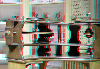 Teylers Centrifugal machine 3D