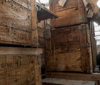 Wooden Boxes of | by darkday.