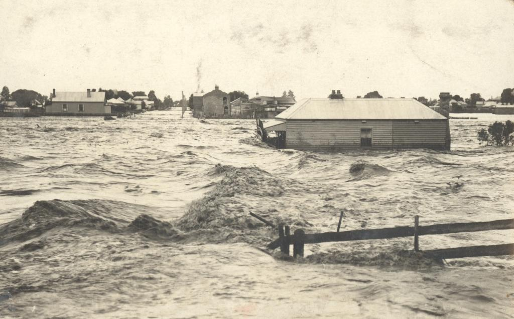 Maitland, 1913 flood