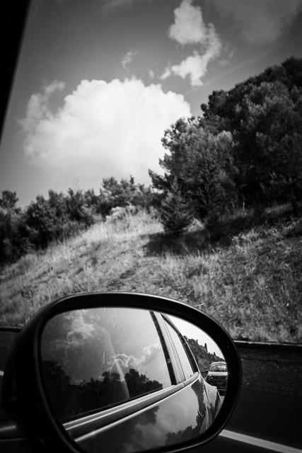 ..foto dal finestrino II..