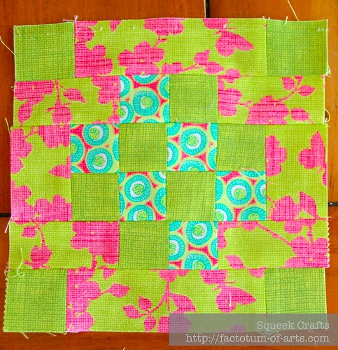 Tula City Sampler Block 7 | by SqueekCrafts