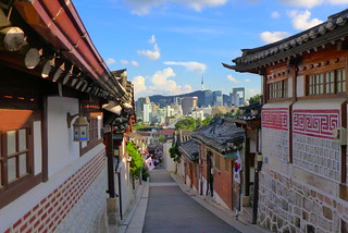 Bukchon 6th View | by travel oriented
