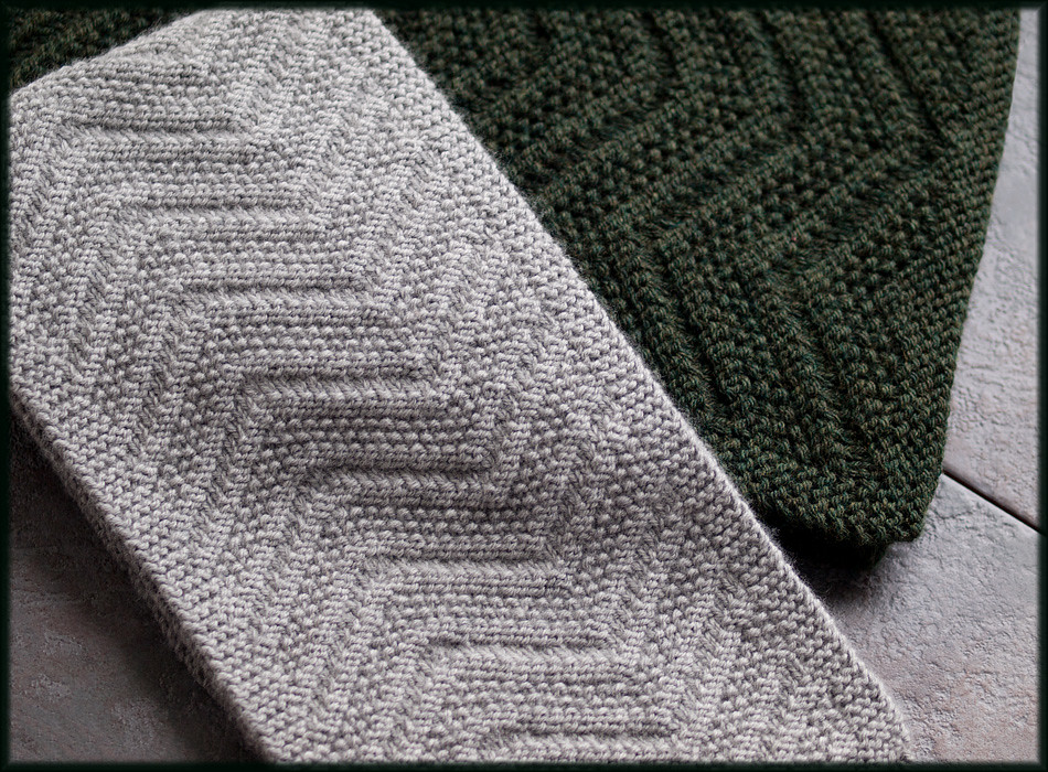 Beckenham Scarf Knitting Pattern Man S Reversible Knitted Flickr