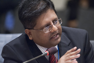 Ashni K. Singh, Minister of Finance, Guyana | by World Bank Photo Collection