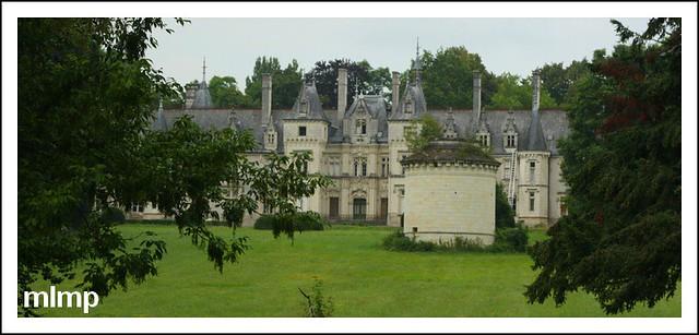 chateau de la villaumère