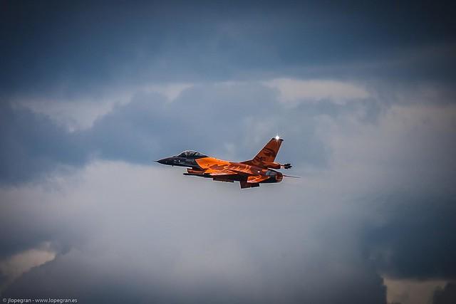 Orange Lion II