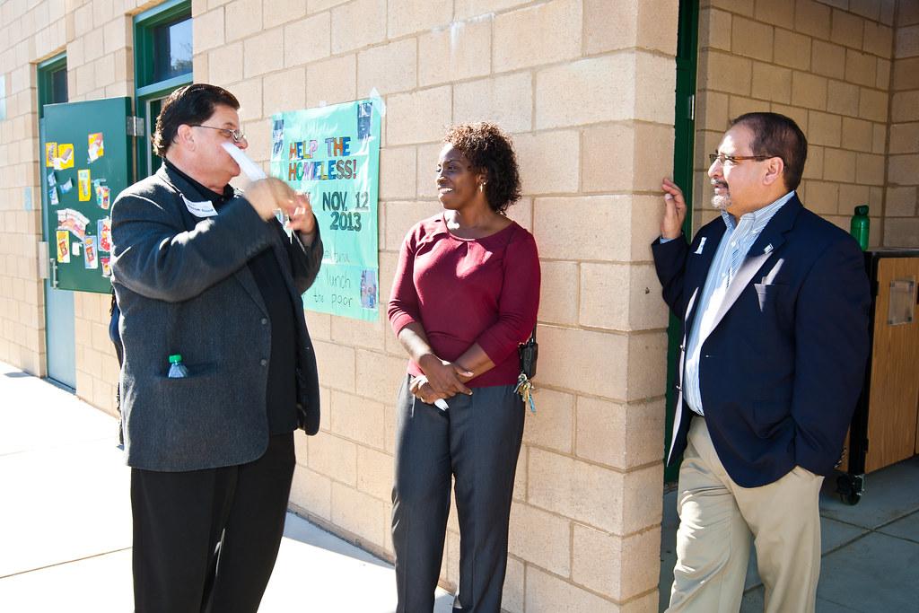 Kit Carson Elementary School, Las Vegas | Principal Cynthia
