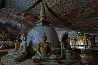 Dambulla Cave Temple | by llee_wu