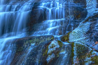Crabtree Falls Iced