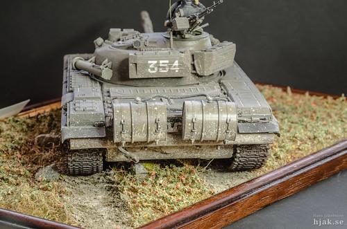 1/35 NVA T-72M1 | by hjakse