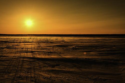 winter sunset sun canada soleil hiver québec qc coucherdesoleil winteractivity d7100 rangsaintdominique lightroom5 googlenikcollection sigman70200 villemirabel