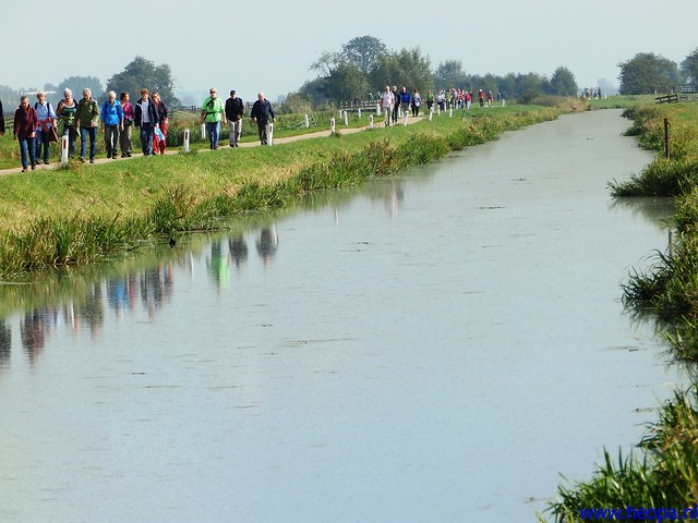 12-10-2013 Stolwijk  25.5 Km (73)
