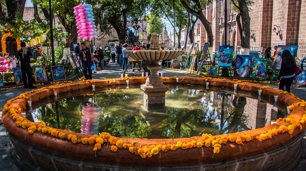 2016 - Mexico - Morelia - El Jardín de las Rosas - 2 of 2 ...