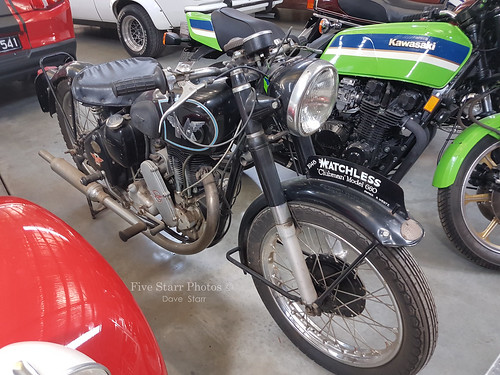 1948 Matchless Clubman G80 Motorcycle | by Five Starr Photos & Collectables