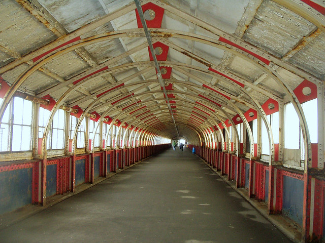 The former Dover Western Docks